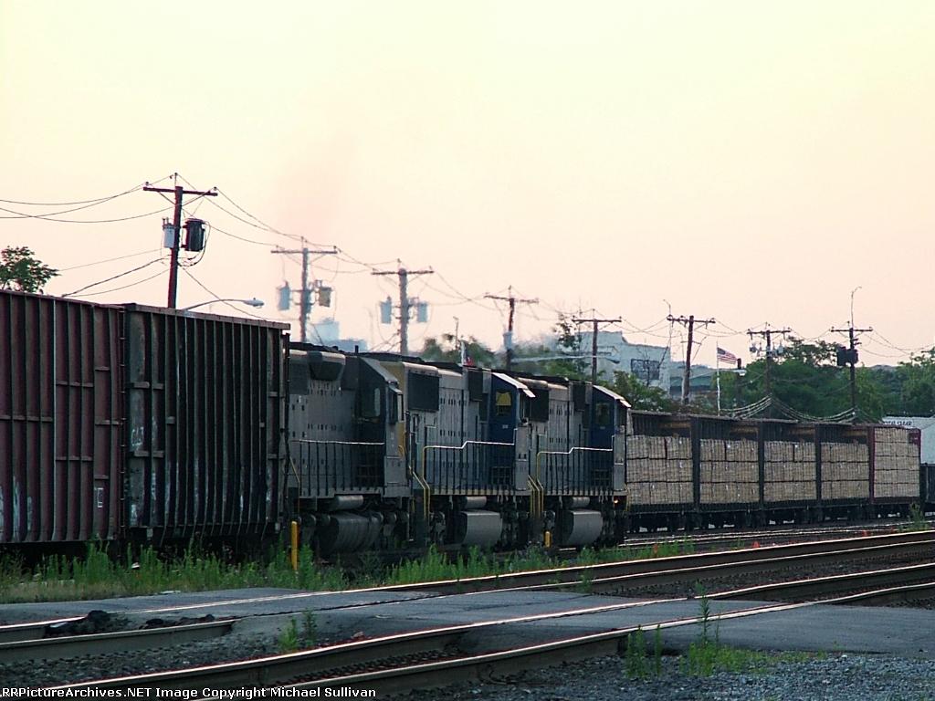SU99 Departs