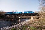 NYSW SU99 @ Oakland Viaduct