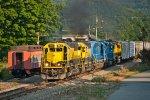 NYSW SU99 @ Newfoundland Station