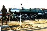 Great Northern Staem Locomotive