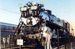 GN Steamer at Havre, MT