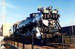 Great Northern Steam Locomotive No.2584
