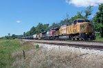 UP 6895/CSXT K476