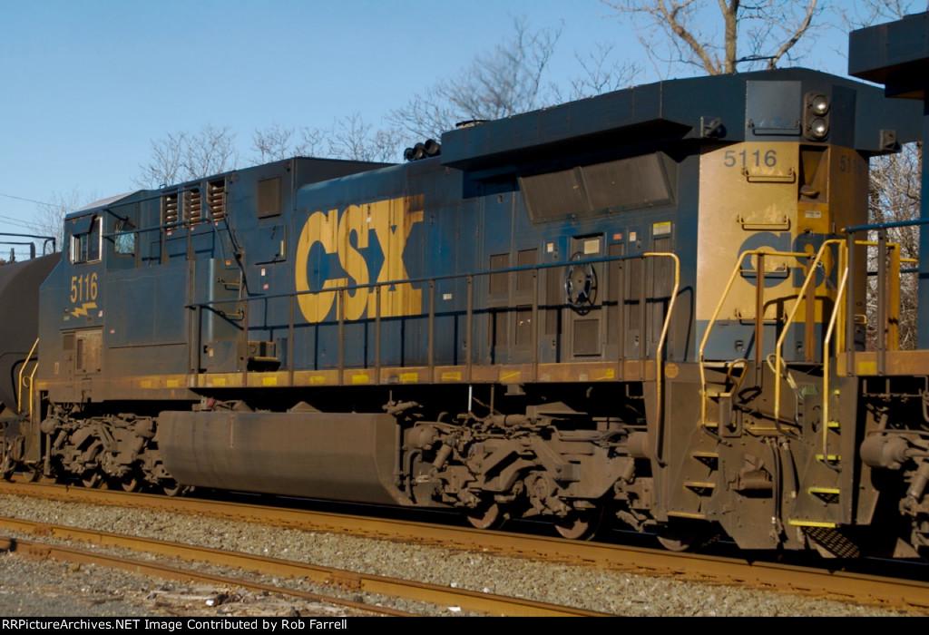CSX 5116