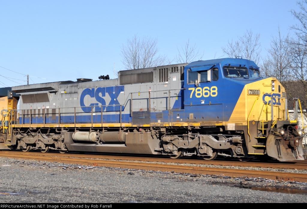 CSX 7868