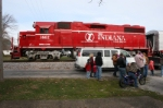 INRD 3802 is the DPU on the Santa Train. lol