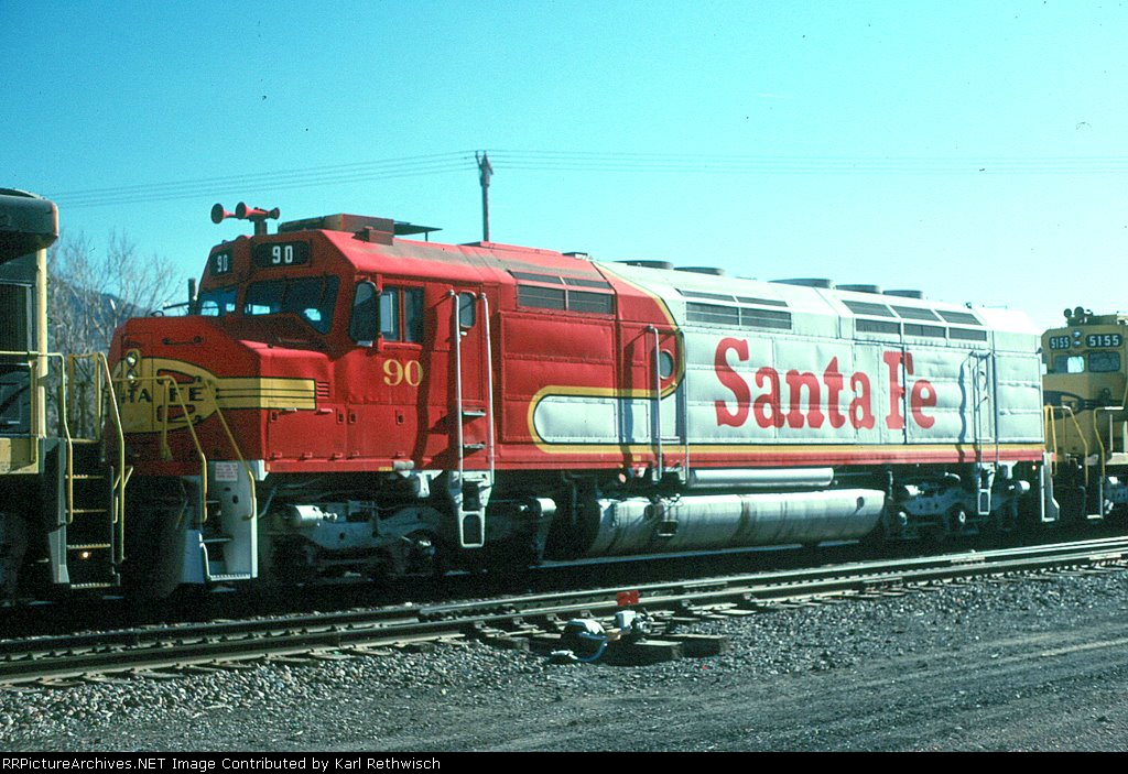 Warbonnet at Trinidad.