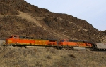 BNSF 5681 West