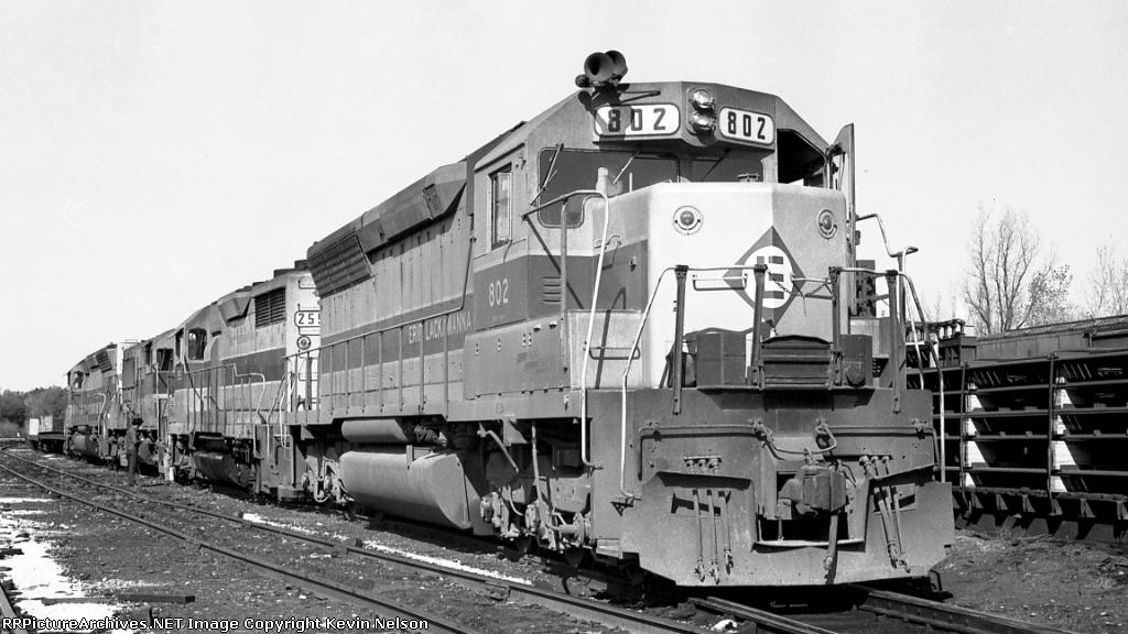 EL 802 SD45