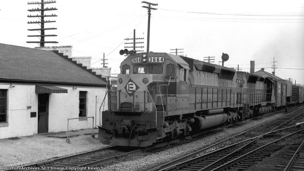 EL 3664 SDP-45