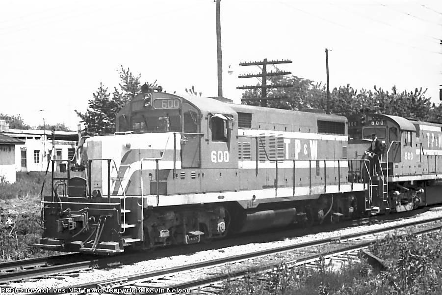TPW 600 GP-18