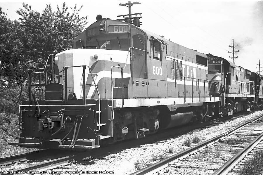 TPW 600 GP18
