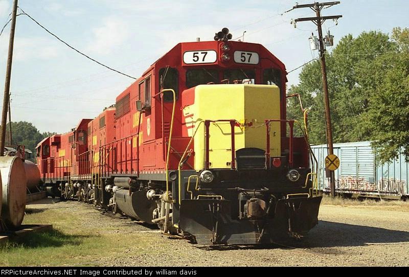 Louisiana & Northwest Railroad