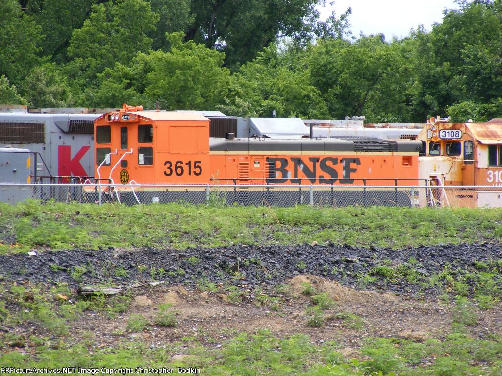 BNSF 3615