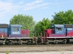 HLCX 6203 and 6077