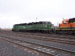 BNSF 2896