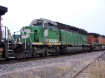 BNSF 7060