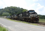 Aug 3, 2010:  Eastbound NS 38Q