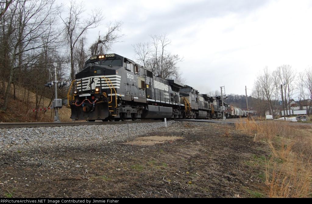 March 21, 2010:  Train 134