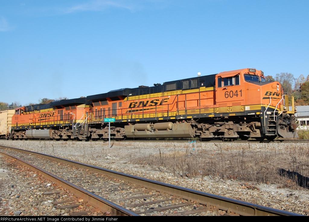 Nov 2, 2010:  NS Train 162