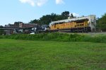 Jul 27, 2011:  NS Train 745 power