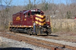 Mar 23, 2010:  Great Smoky Mountains Railroad
