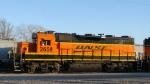 BNSF 2656