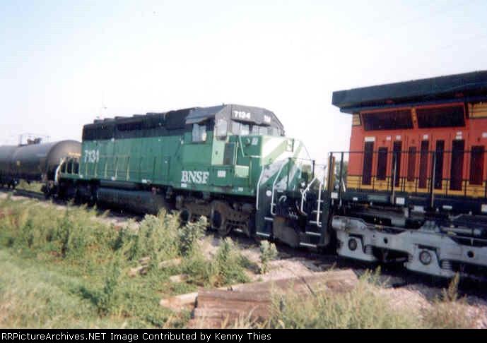 BNSF 7134