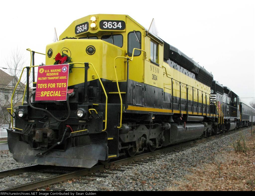 NYSW 3634 & NS 3010