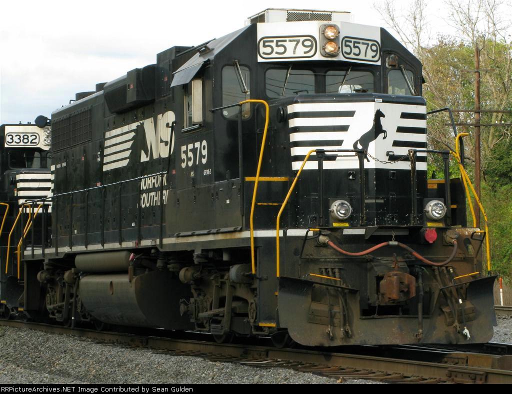 NS 5579 & 3382