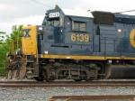 CSXT EMD GP38-2S 6139