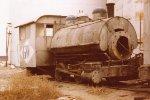 Great Western Sugar steam-Davenport SN 1950