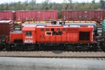 CP 1858 standing still for its death picture