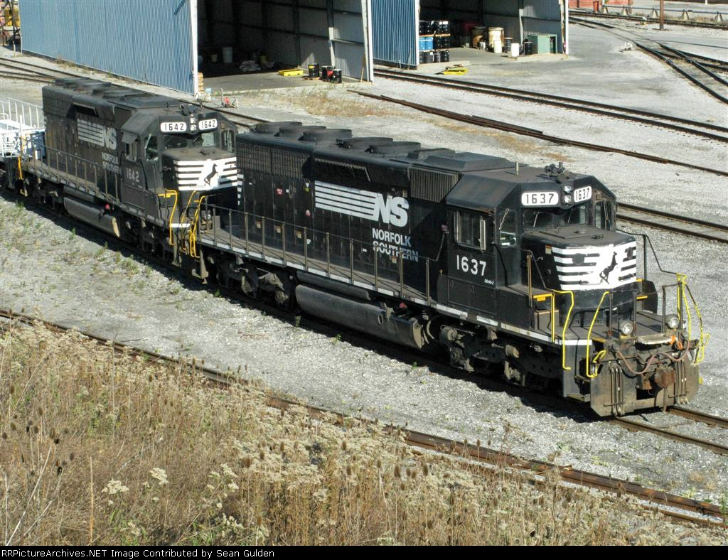 NS 1637 & 1642