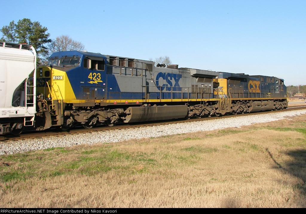 CSX Q616