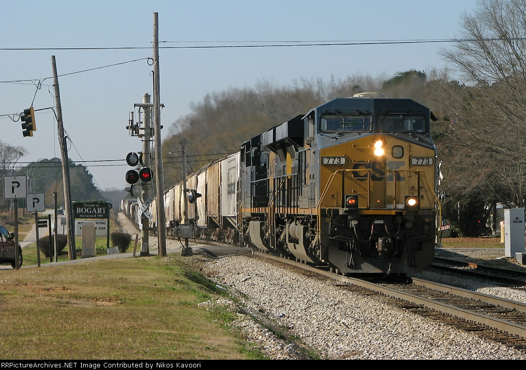 CSX Q616 with double GEVO spam