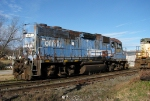 Faded old Conrail