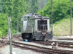 Auto Train's Lorton Switcher