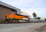 BNSF's Southern California Christmas Train!