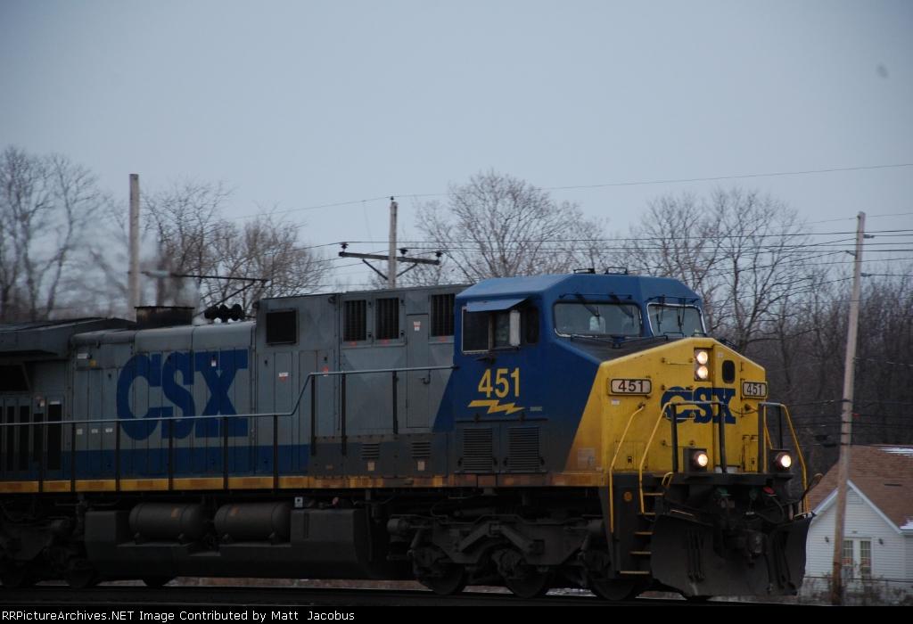 CSX 451