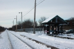 Ahuntsic VIA station
