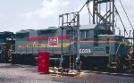Seaboard System GP38-2 #6059, on the service track,