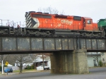 Canadian Pacific 5691