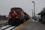EB Grain train