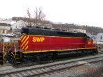 SWP 3501   EMD SD40-2