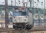 AEM-7 changing tracks
