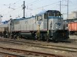 Amtrak GP-15 # 579
