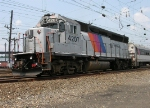 NJ Transit GP40PH-2 #4207