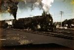 PRR 4250 leads ore train bound for Bethlehem Steel