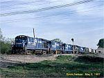 Conrail 1995 B23-7